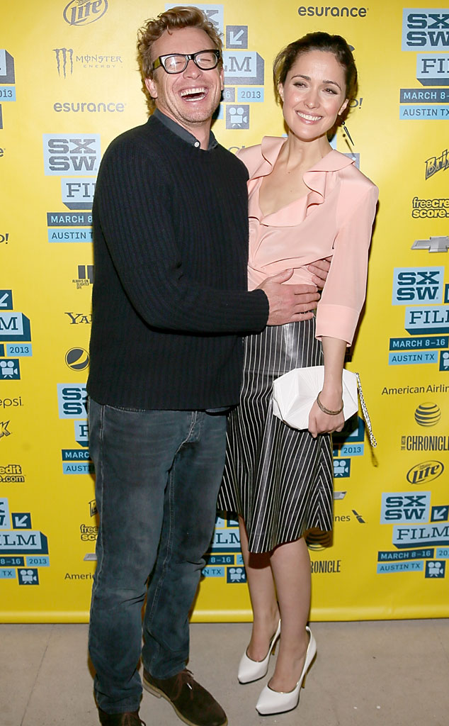 Simon Baker, Rose Byrne, SXSW