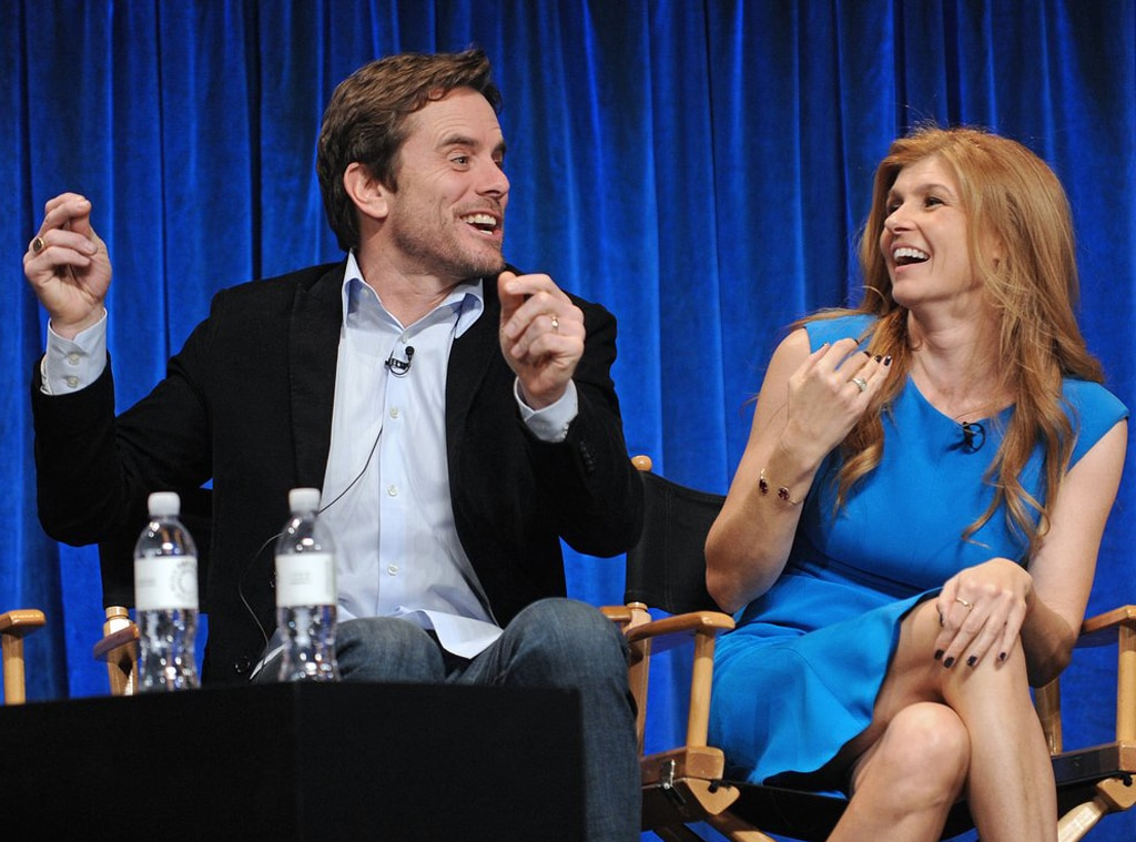 Charles Esten, Connie Britton