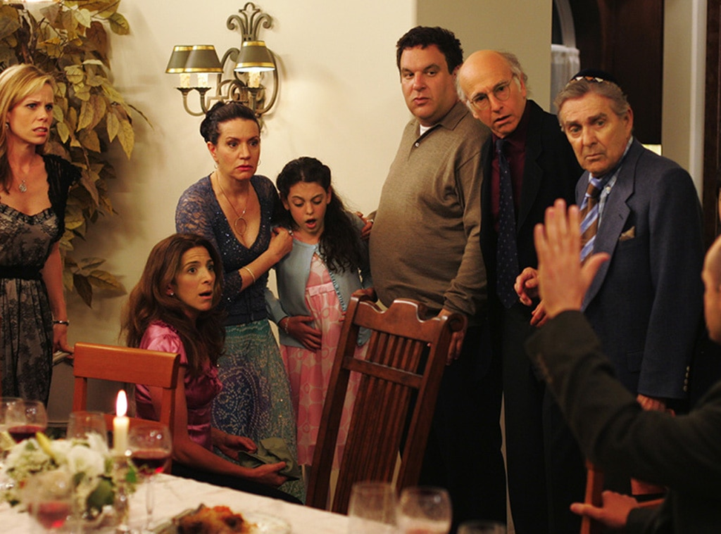 Curb Your Enthusiasm, The Seder
