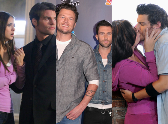 Fantasy TV couples round 2