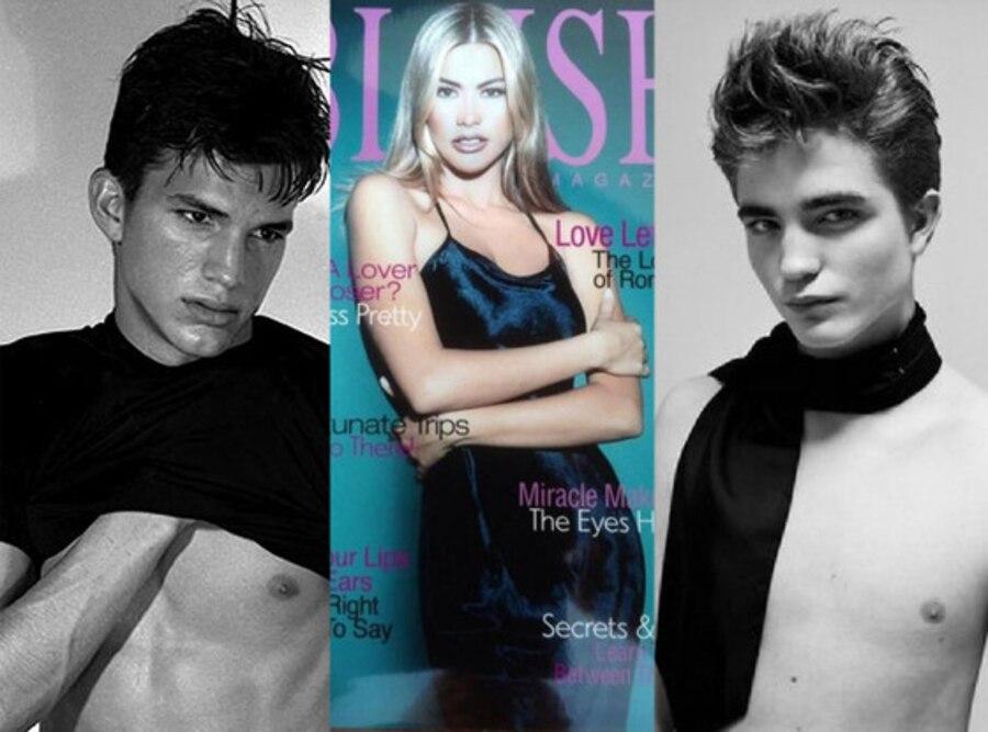 Ashton Kutcher, Sofia Vergara, Robert Pattinson