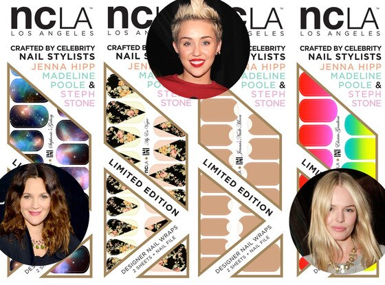 NCLA, Kate Bosworth, Miley Cyrus, Drew Barrymore
