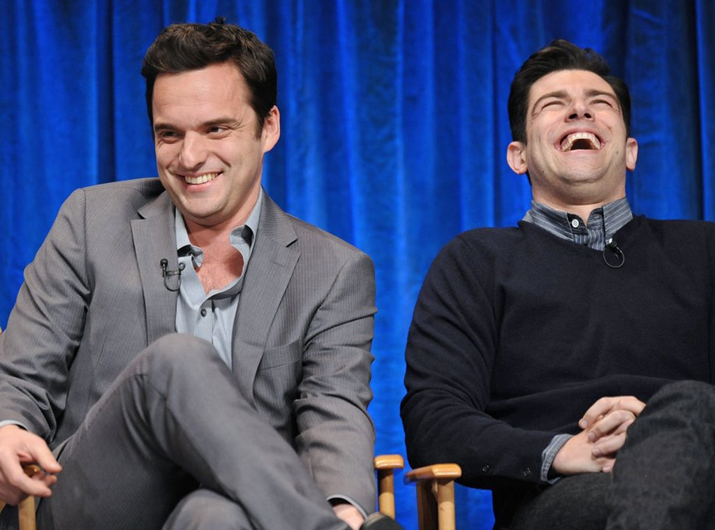 Jake Johnson, Max Greenfield