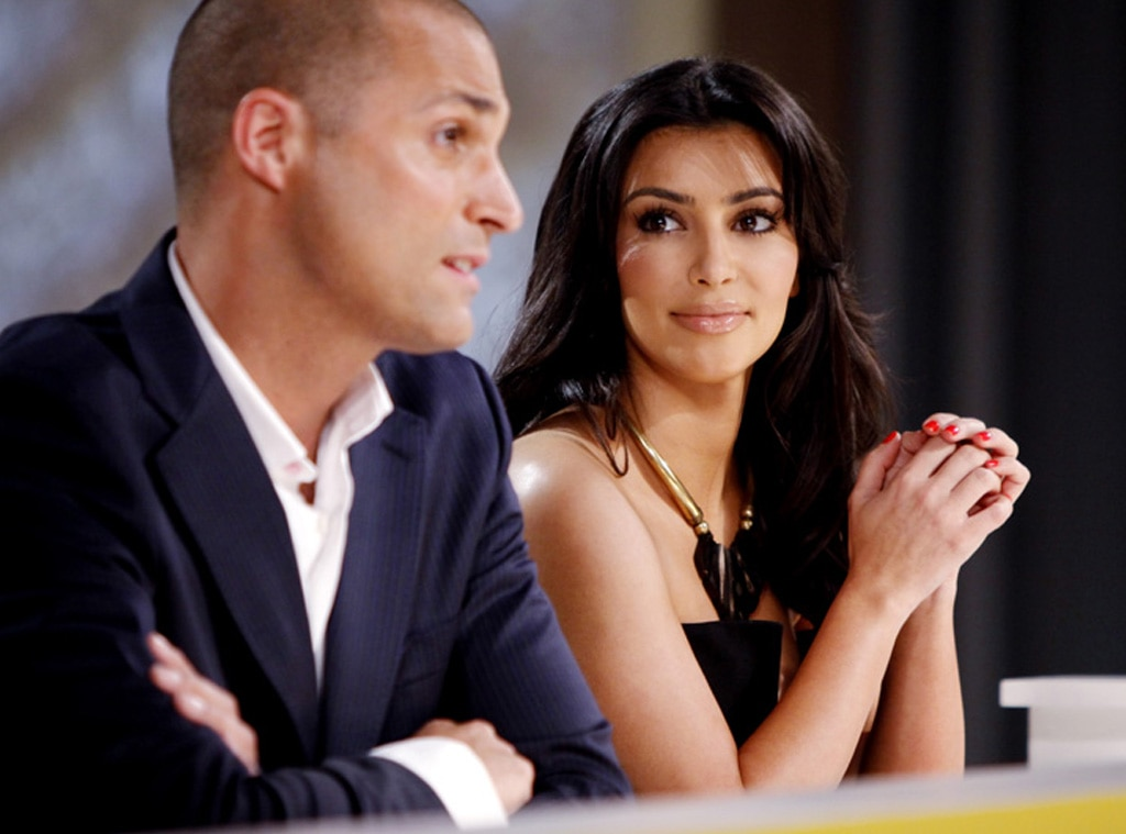 ANTM, Kim Kardashian, Nigel Barker, America's Next Top Model