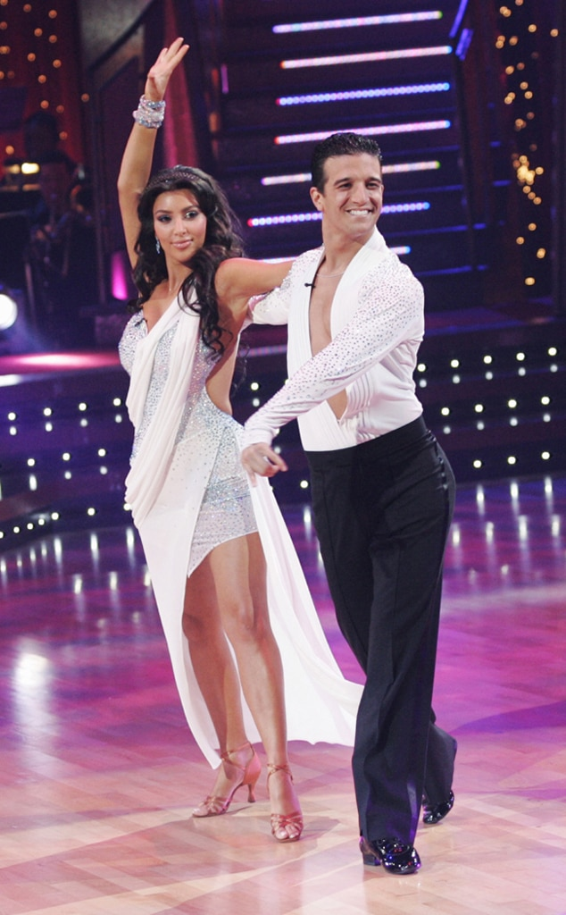 Kim Kardashian, Dancing With The Stars