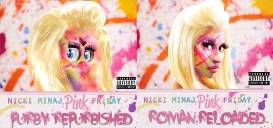 Furby, Nicki Minaj