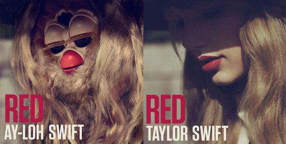 Furby, Taylor Swift