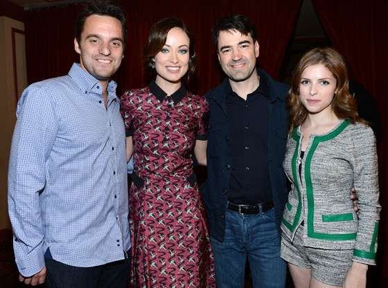 Jake Johnson, Olivia Wilde, Ron Livingston, Anna Kendrick, SXSW