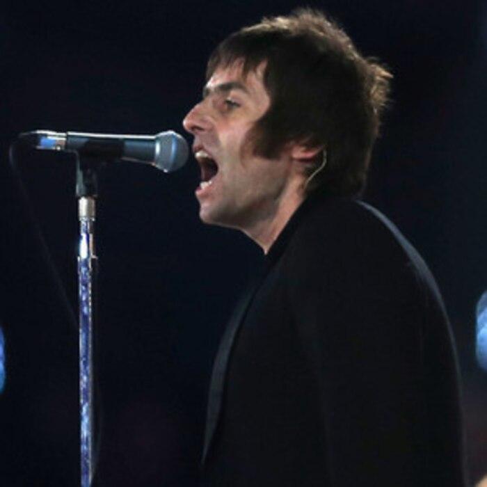 Liam Gallagher, Beady Eye, 2012 London Olympic Games Closing Ceremony