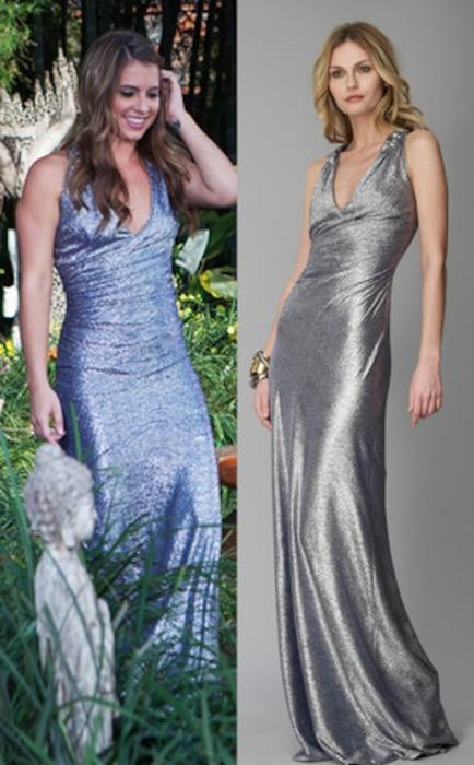 The Bachelor, Lindsay Yenter, Dress
