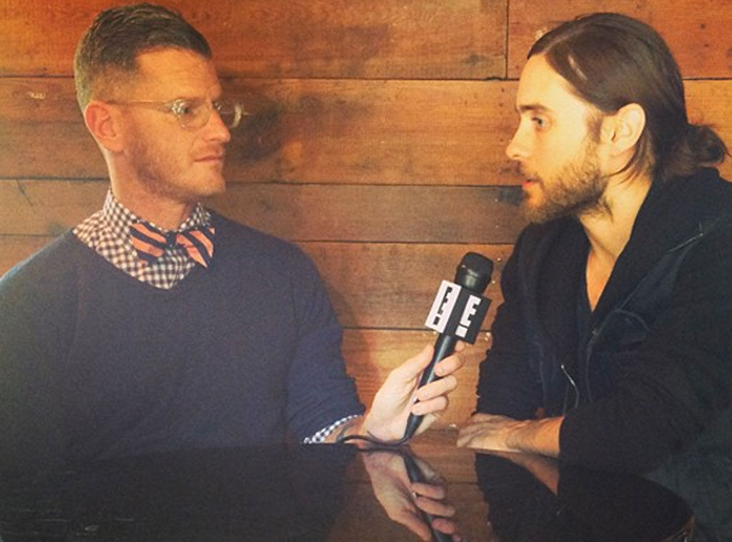 Jared leto at the 2013 sxsw festival in austin from marc for Best austin instagrams