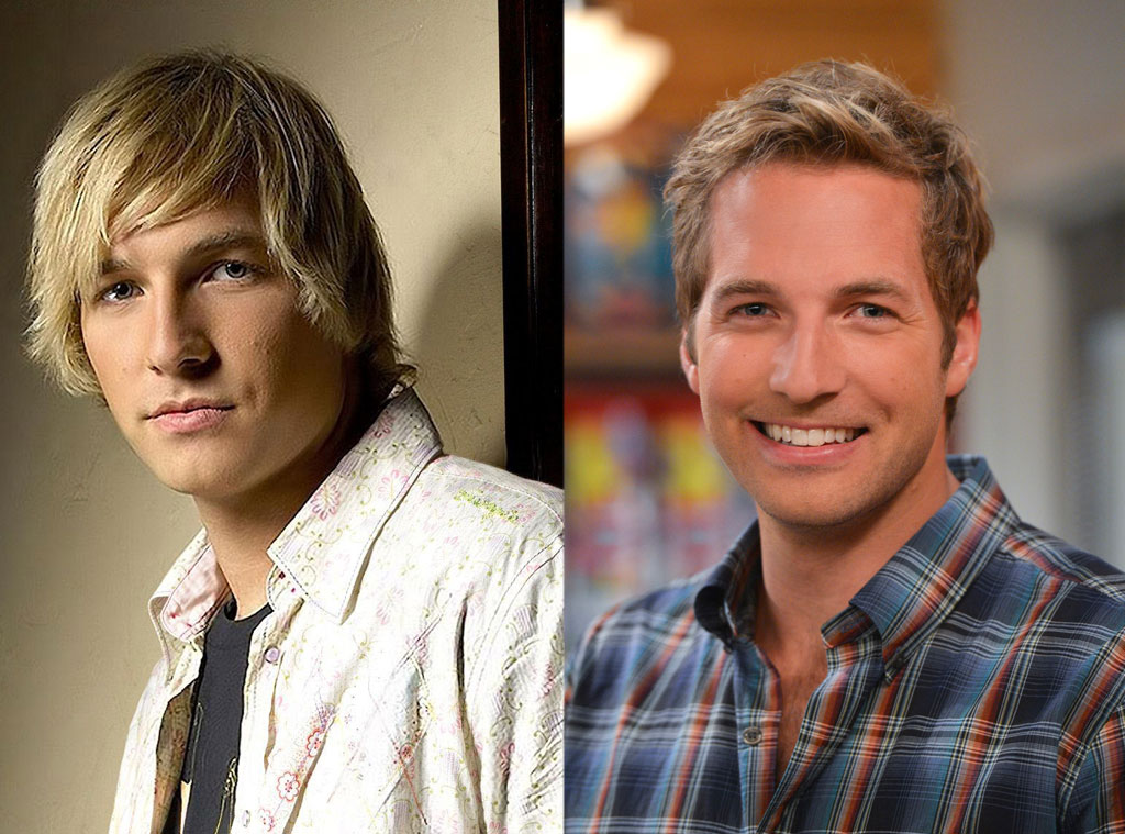 Ryan Hansen, Veronica Mars, 2 Broke Girls