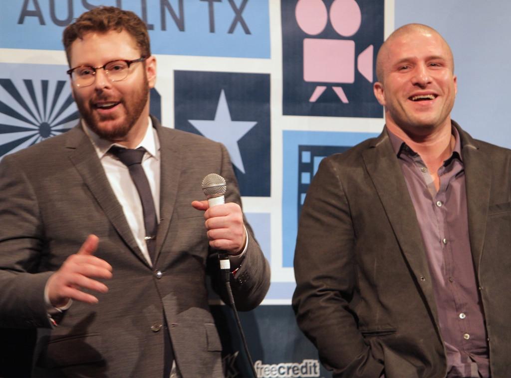 Sean Parker, Shawn Fanning, SXSW