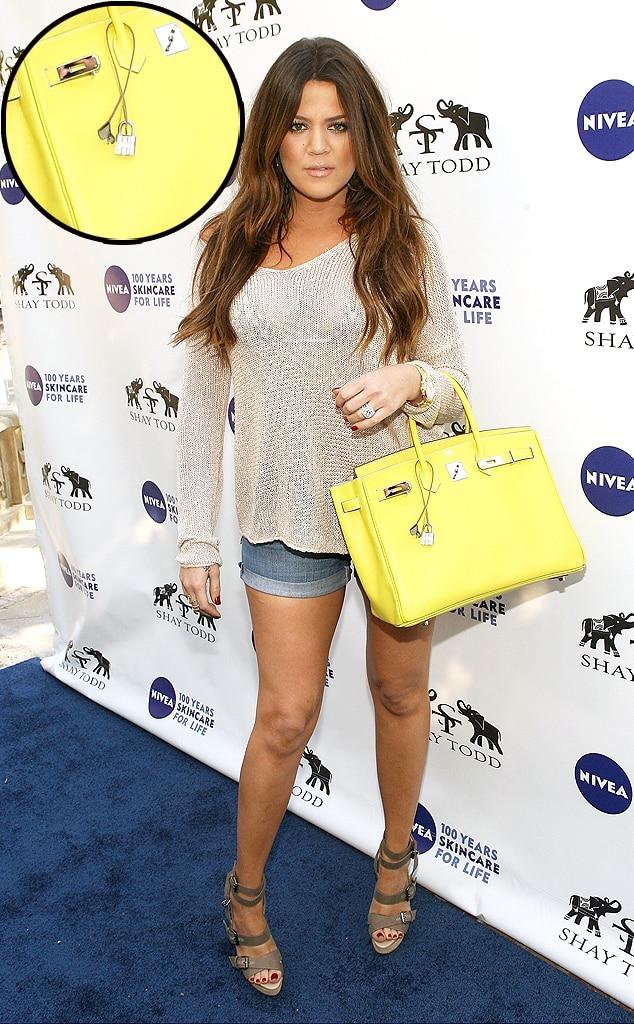 Khloe Kardashian, Hermes Birkin