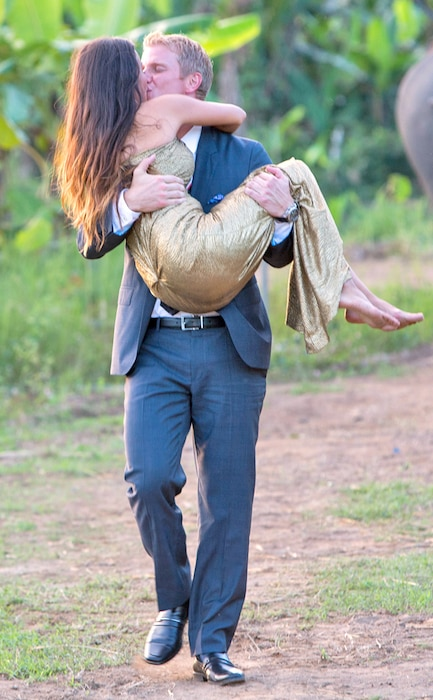 Sean Lowe, Catherine Giudici, The Bachelor