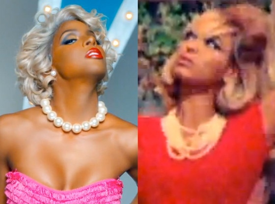 Kelly Rowland Vs. Beyonce Music Videos
