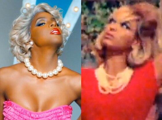 Kelly Rowland Vs. Beyonce Music Videos