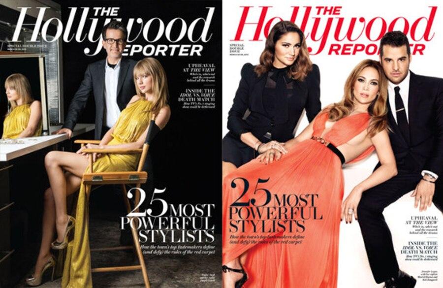 The Hollywood Reporter, Taylor Swift, Jennifer Lopez
