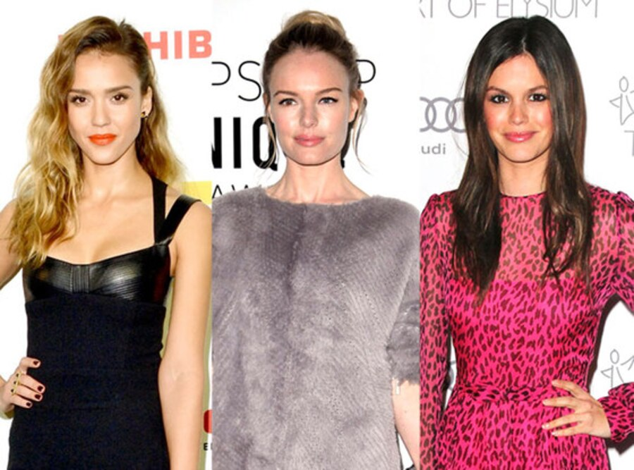 Jessica Alba, Kate Bosworth, Rachel Bilson