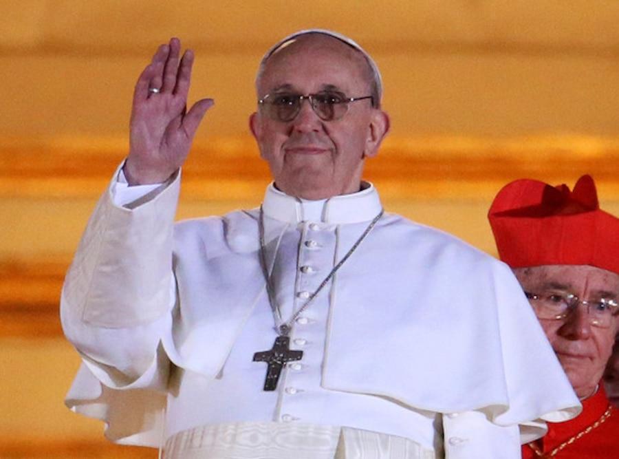 Pope Francis I, Cardinal Jorge Mario Bergoglio