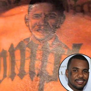 The Game, Obama Tattoo