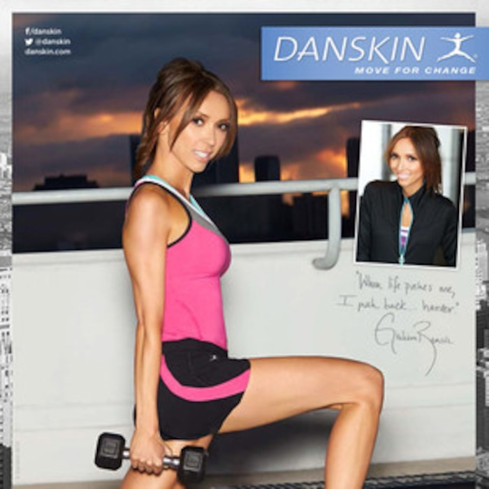 Giuliana Rancic Danskin Ad