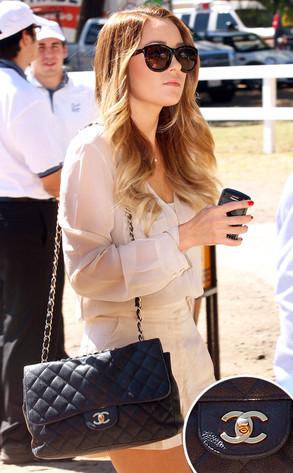 Lauren Conrad, Chanel Handbag