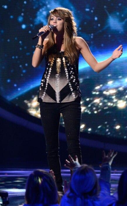 Angie Miller, American Idol