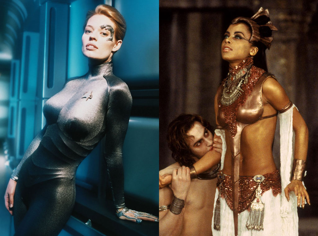Aaliyah, Queen of the Damned, Jeri Ryan, Star Trek