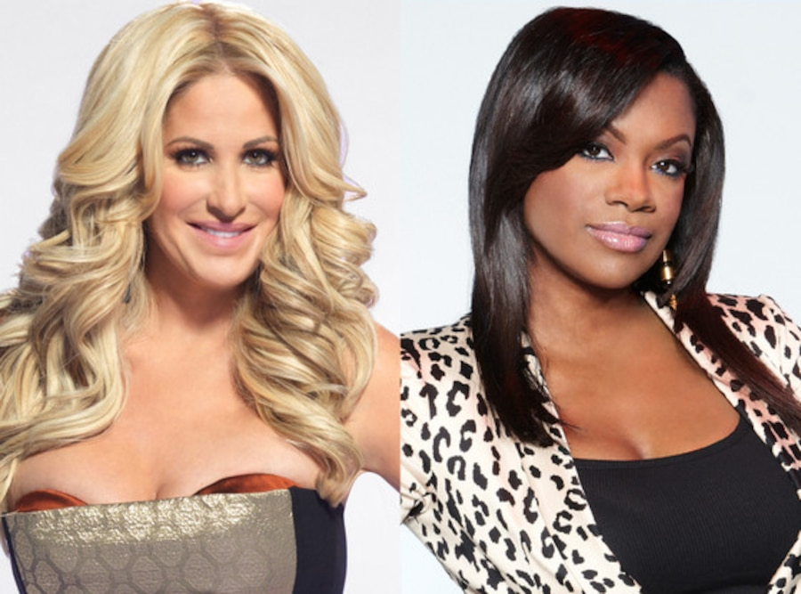 Kim Zolciak, Kandi Buress, Real Housewives of Atlanta