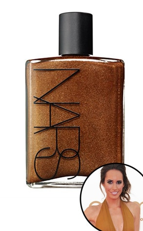 Louise Roe, NARS body oil