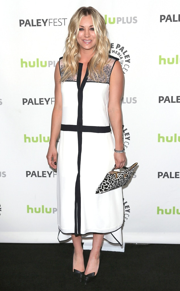 looking good from kaley cuoco s best looks e news