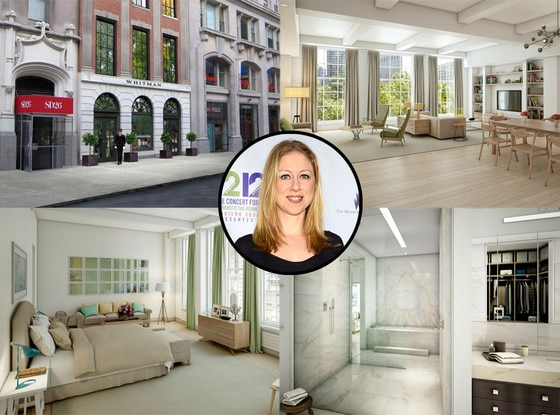 Chelsea Clinton, House