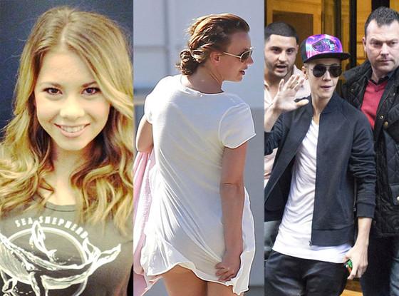 Week in Pics: Bindi Irwin, Britney Spears, Justin Bieber