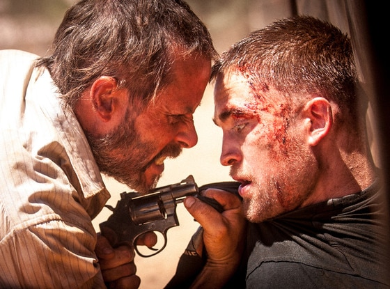 Guy Pearce, Robert Pattinson, Rover