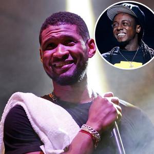 Lil Wayne, Usher