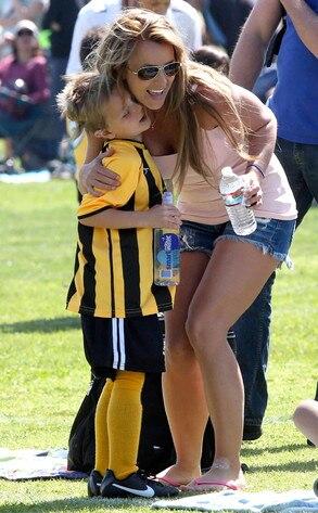 Britney Spears, Jayden