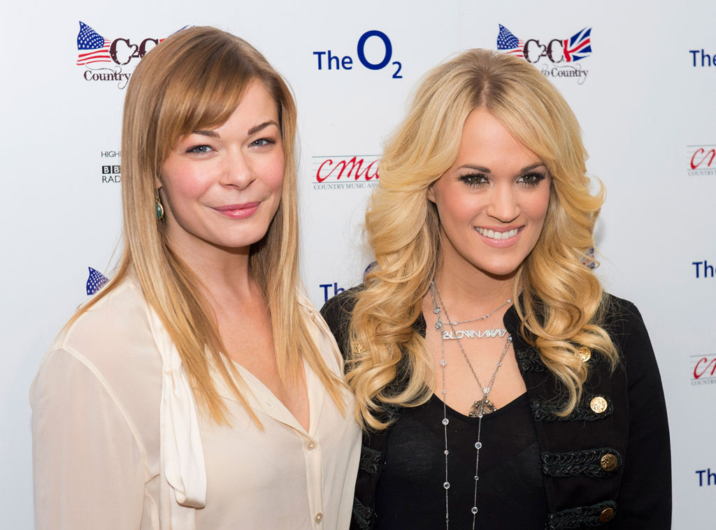 LeAnn Rimes, Carrie Underwood