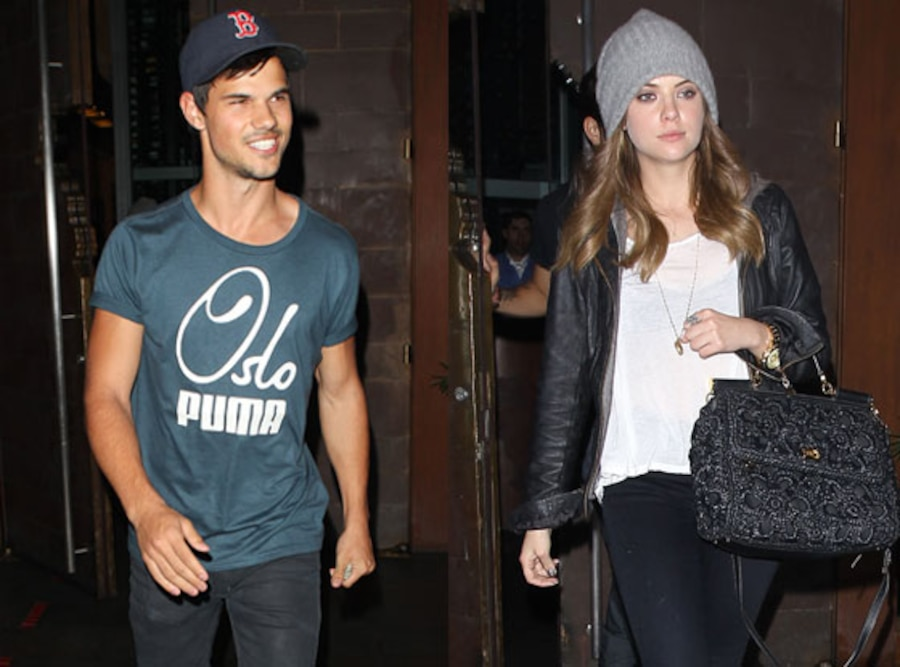Taylor Lautner, Ashley Benson