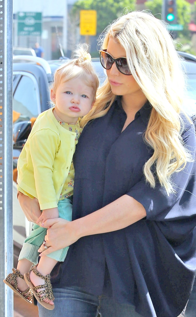 Jessica Simpson, Maxwell Johnson