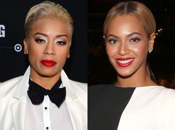Keyshia Cole, Beyonce