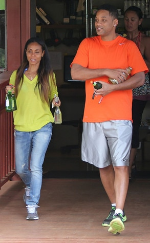 Will Smith, Jada Smith
