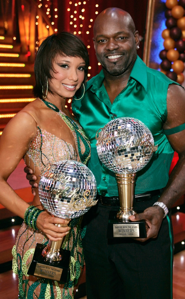 DWTS, Cheryl Burke, Emmitt Smith