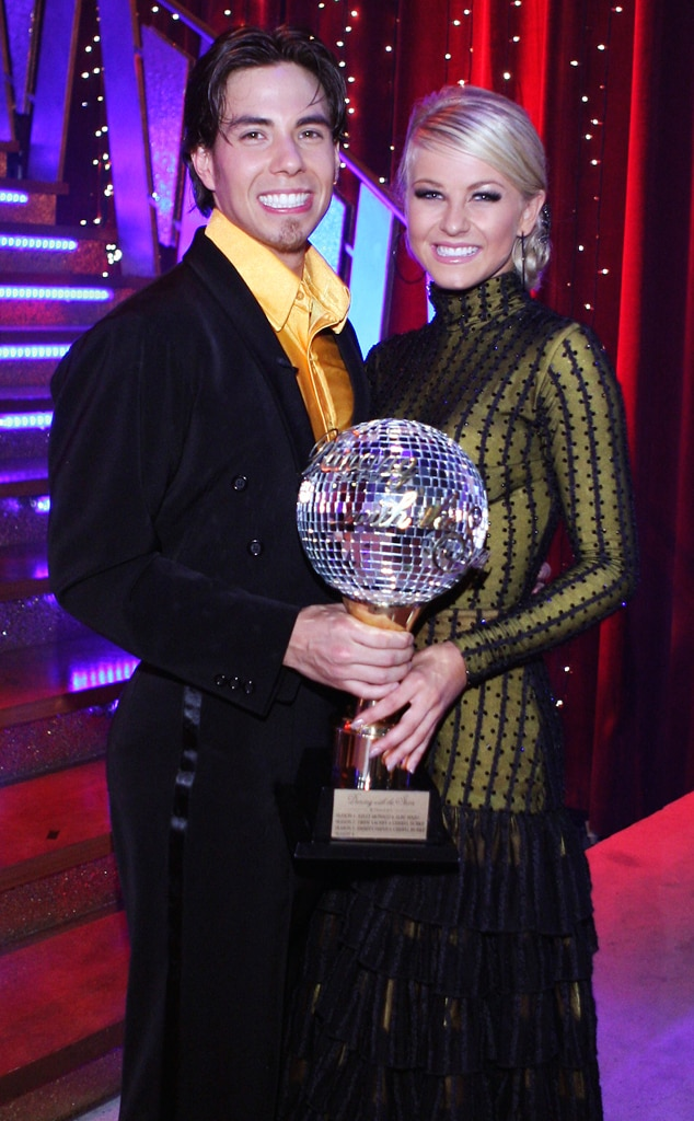 Dancing With The Stars: Apolo Anton Ohno, Julianne Hough