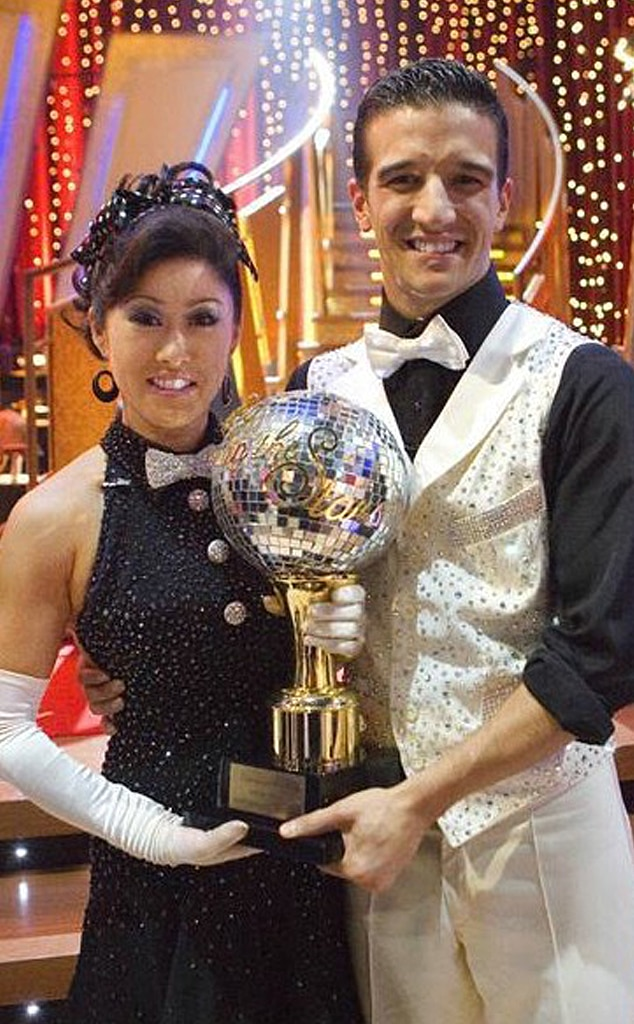 Kristi Yamaguchi, Mark Ballas, Dancing with the Stars