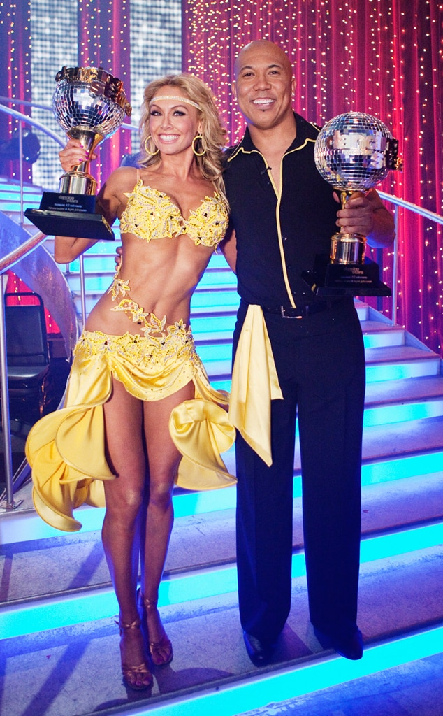 Kym Johnson, Hines Ward, Dancing with the Stars