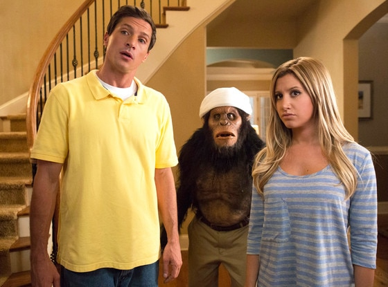 Scary Movie 5, Simon Rex, Ashley Tisdale