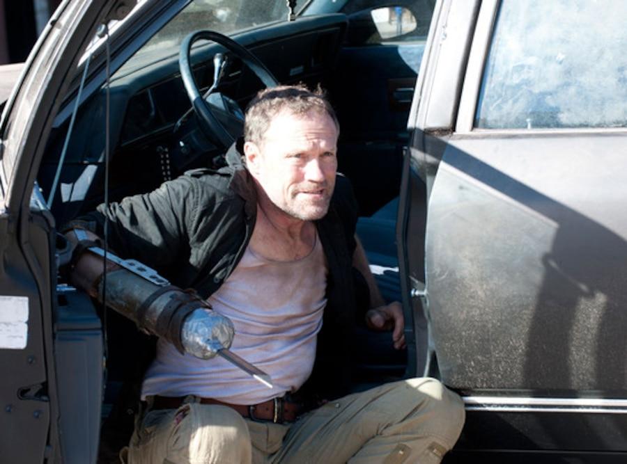 Michael Rooker, The Walking Dead