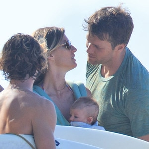 Gisele Bundchen, Tom Brady, Vivian Lake