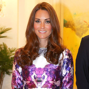 Catherine, Duchess of Cambridge, Kate Middleton, Vibrant Colors